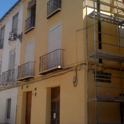 Precio rehabilitaci n fachadas habitissimo for Reformas de fachadas en palma
