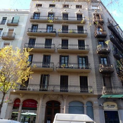 2013 Rehabilitación integral de fachadas y cubierta