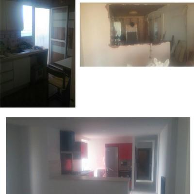 Rehabilitacion completa de vivienda