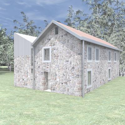 Rehabilitacion Y Reforma De Casa Rustica