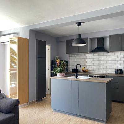 Remodelacion Cocina - Salon