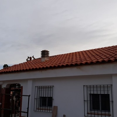 Remodelación tejado