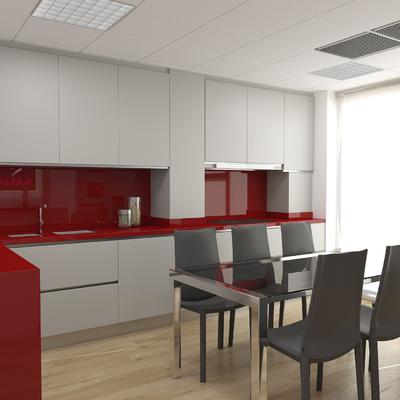 Proyecto de obra menor y amueblado de las oficinas Gallo