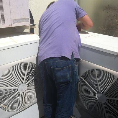 Reparaciones e instalacion aire acondicionado