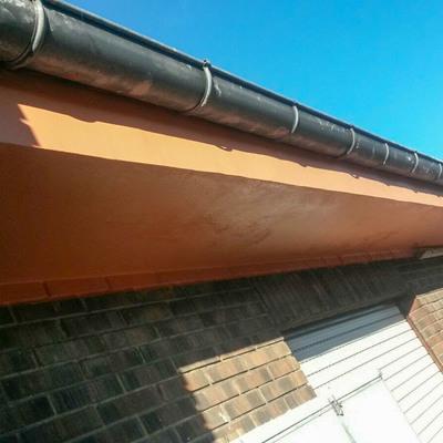 Reparación de aleros de hormigón en Asturias