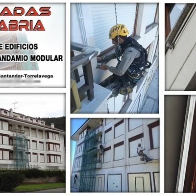 Reparar fachada