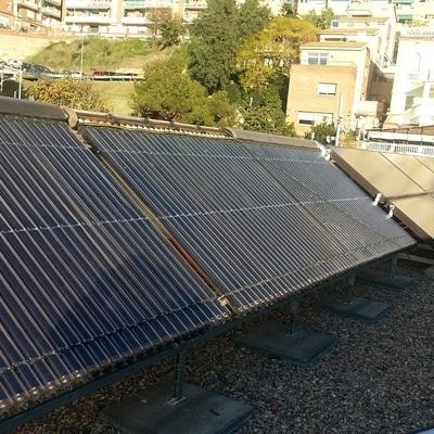 Referencias Energia Renovables , Calefacción de alto rendimientó .