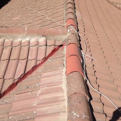 Reparación de tejado en San Sebastián de los Reyes