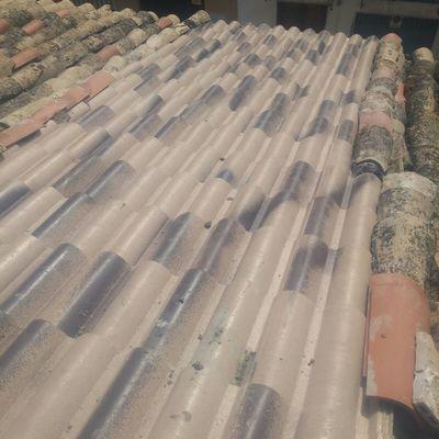 Arreglo de tejado hundido