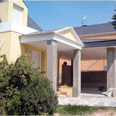 reparacion tejado y fachada