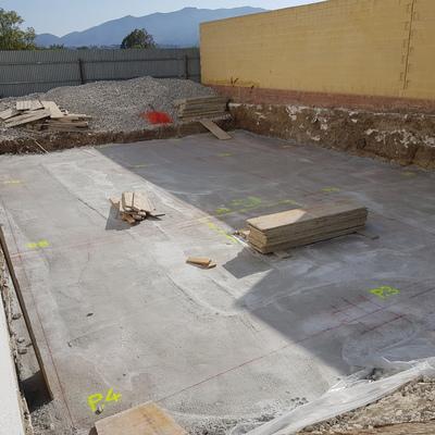 OBRA NUEVA: CONSTRUCCION DE EDIFICIO DE APARTAMENTOS EN SAN JULIAN