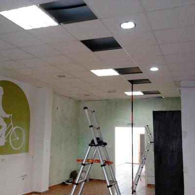Instalaciones Para Apertura Unhate Cafe