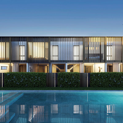 Proyecto de arquitectura Residencial Almadraba, Benicàssim