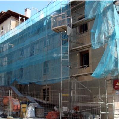Reahabilitación de edificio en Llanes