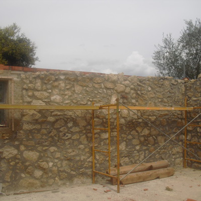 Restaurar masia