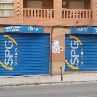 Restauracion puertas i carteles