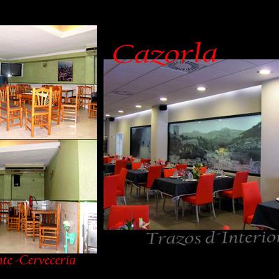 Restaurante Cazorla en Benidorm