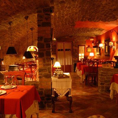 Restaurante con encanto en Balsareny