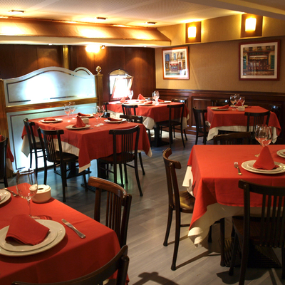 Restaurante - El Fogón de Abad