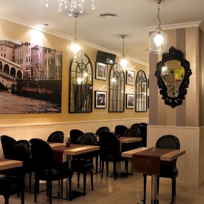 Decoracion Italiana Para Restaurantes