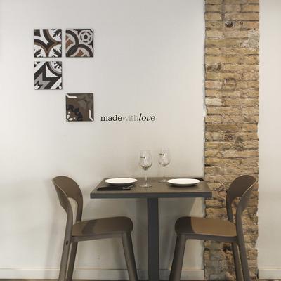 Restaurante La Redona, en San Francesc