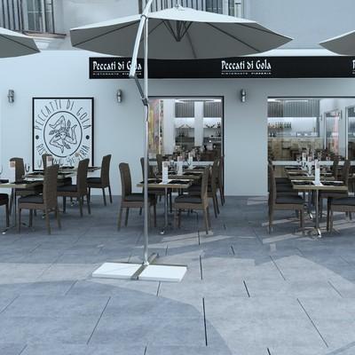 """Restaurante """"PICCATO DI GOLA"""""""