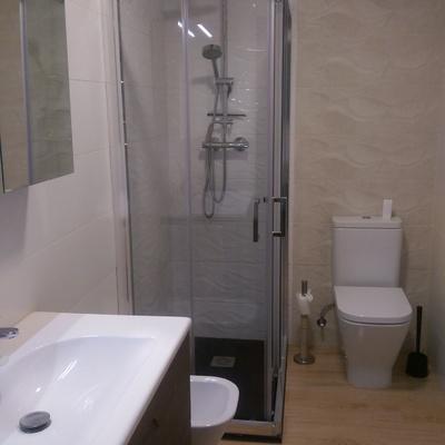 Reforma integral de baño, Alicante