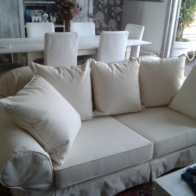 Retapizado sofá 3 plazas