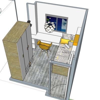 Diseño de habitaciones juveniles