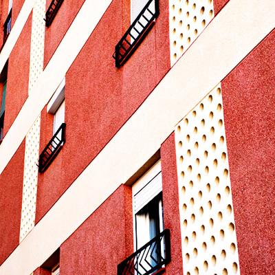 Alcudia: rehabilitación de fachada en Barcelona