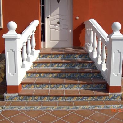 Presupuesto escaleras gres online habitissimo - Gres para escaleras ...