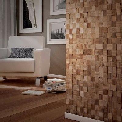 Famoso revestimientos de madera paredes interiores for Revestimiento interior madera