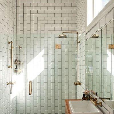 Revestimientos en el baño