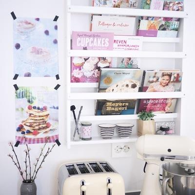 6 Ideas para organizar las revistas de forma creativa