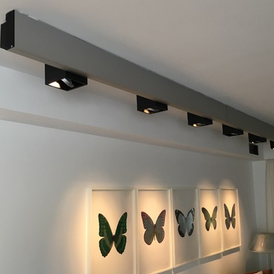 Proyecto integral electricidad e iluminación