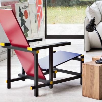 Ideas y fotos de silla roja y azul para inspirarte for Silla roja y azul