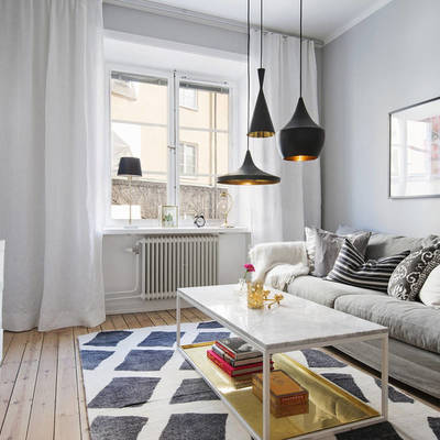 Ideas de decorar para inspirarte habitissimo for Decorar piso 56 m2