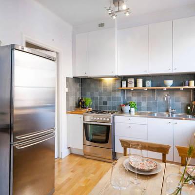 Ideas y fotos de frontal cocina azulejos para inspirarte for Frontal cocina ideas