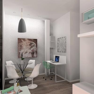Proyecto de distribución e ideas para piso