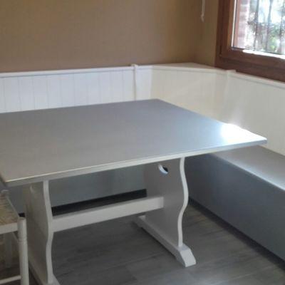 Banco rinconera cocina Galapagar