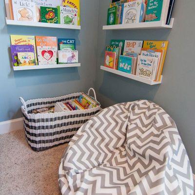 Rincones: ¡ A leer y jugar!