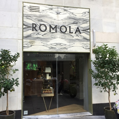 Restaurante Romola (Madrid)