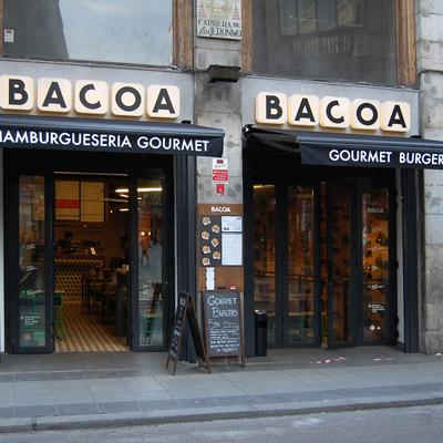 Restaurante Bacoa, Madrid