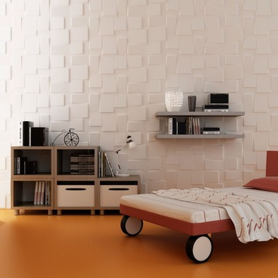 ¡Decora tus paredes con paneles!