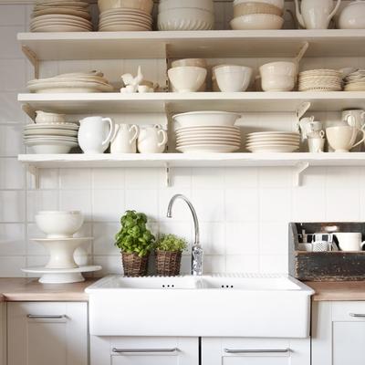 Ideas de baldas cocina para inspirarte habitissimo - Baldas para cocina ...