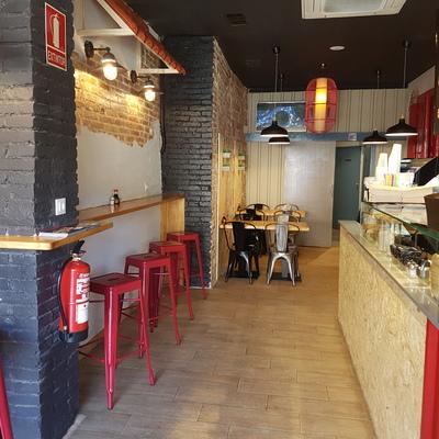 Restaurante Woking - Barcelona -