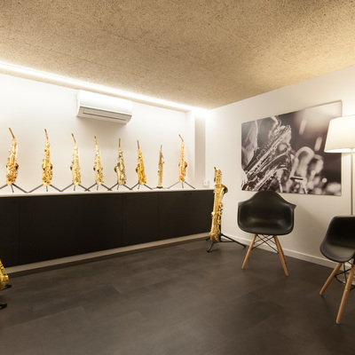 Sala acústica 3 (planta baja)