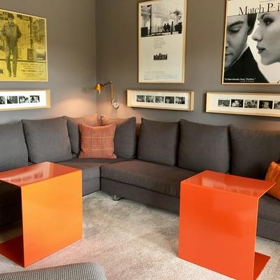 Sala de estar en Chamberí