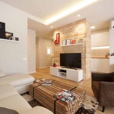 Reforma de una vivienda en Cornellá de Llobregat, Barcelona
