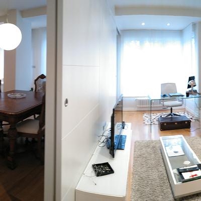 Sala de estar y salón